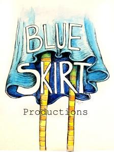 Blue SKirt pro by Chris Bonney